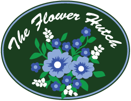 The Flower Hutch logo